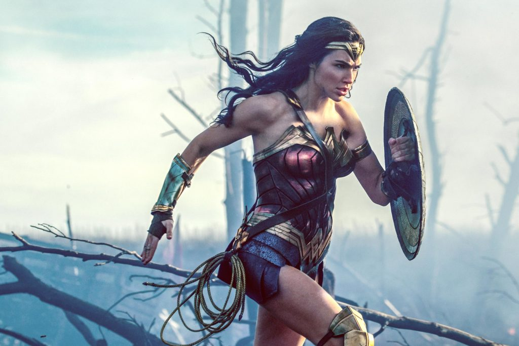 wonder woman awesome