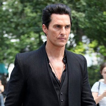 Matthew McConaughey the dark tower stephen king