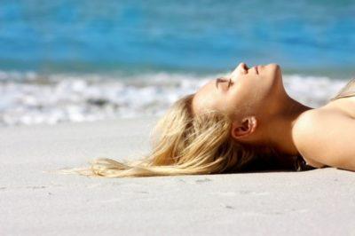 hårpleje solpleje