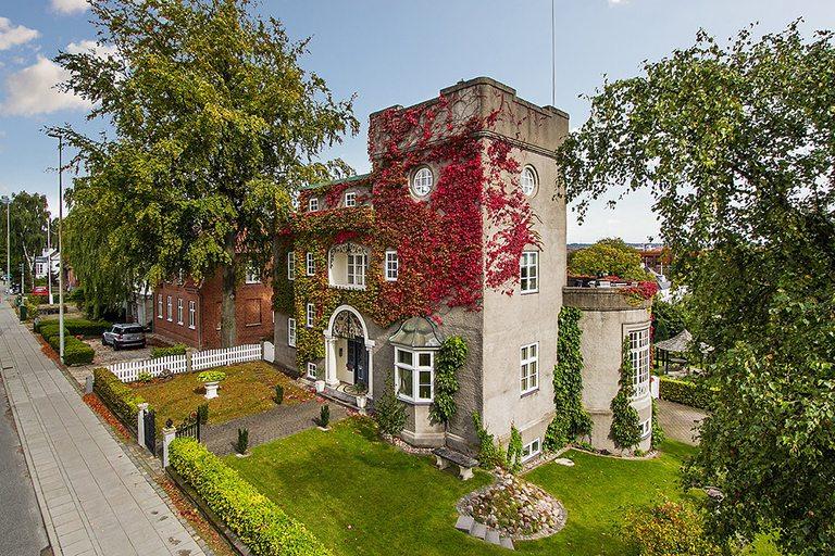 Drømmehuset borg Villa Varde