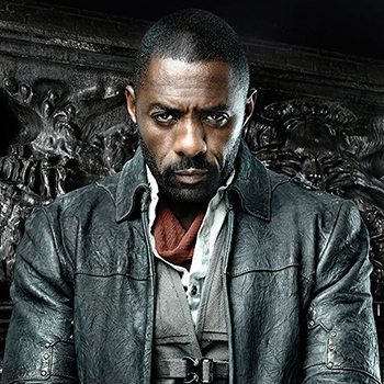 Idris Elba the dark tower stehpen king