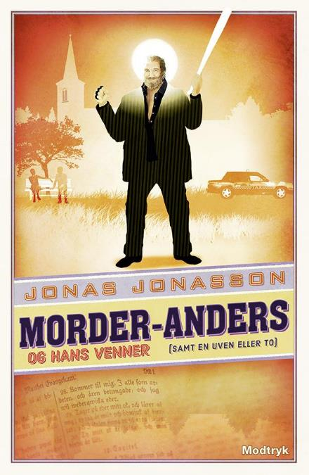 Morder-Anders og hans venner ferielæsning