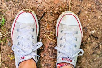Rensesæt til sko