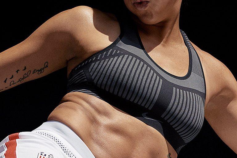 Nike flyknit sports bh
