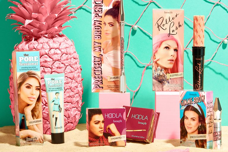 benefit island collection