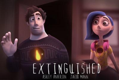 extinguished short film kortfilm