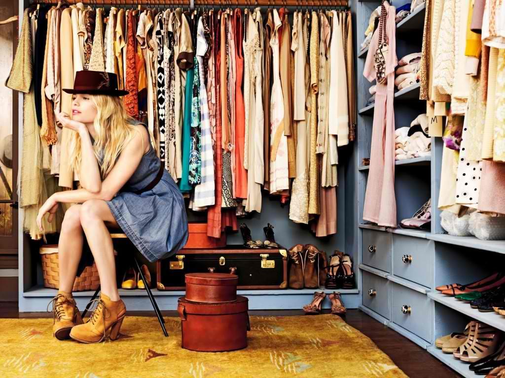 sortere i garderoben