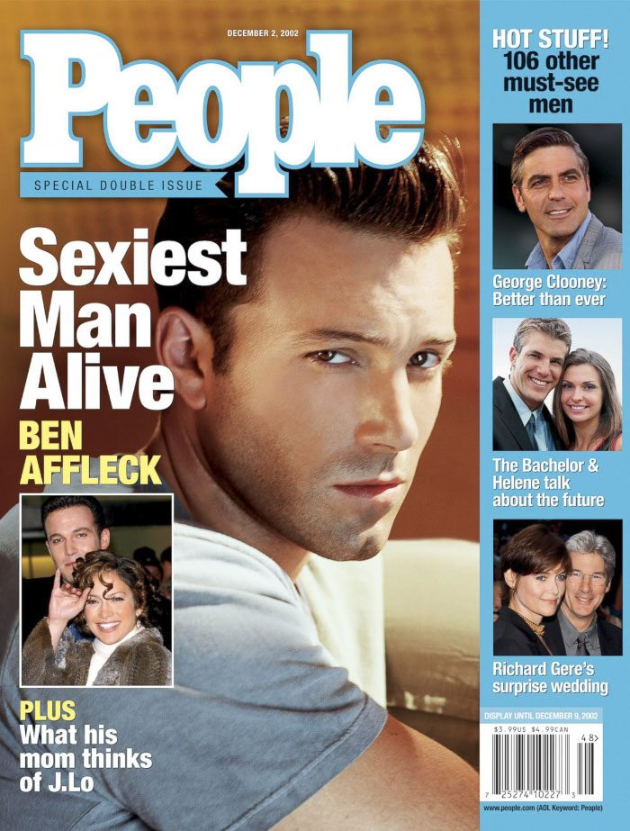 Sexiest Man Alive